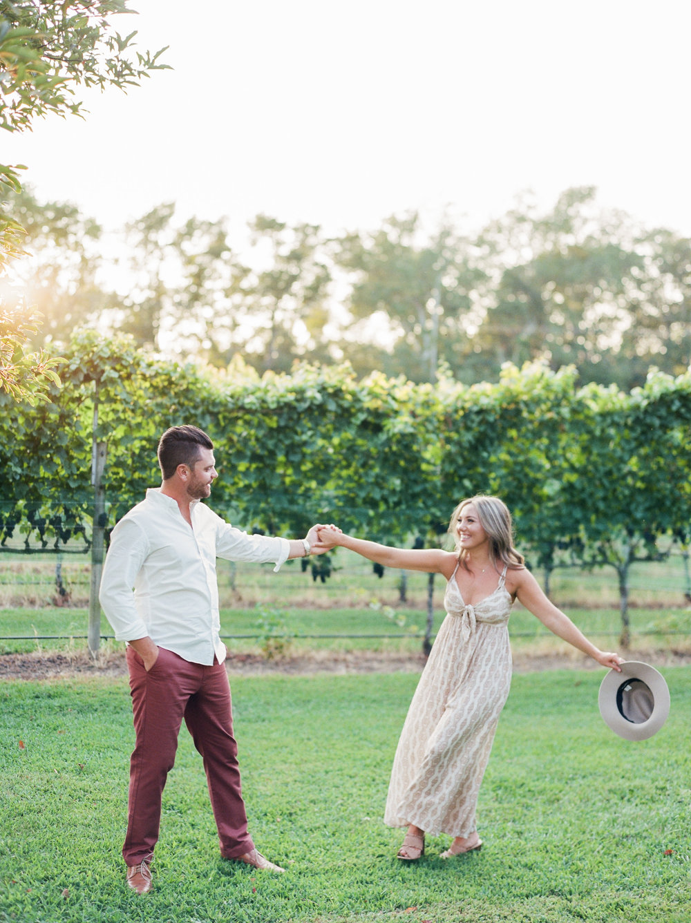 Winery Engagement Session on Film by Magdalena Studios_4.jpg