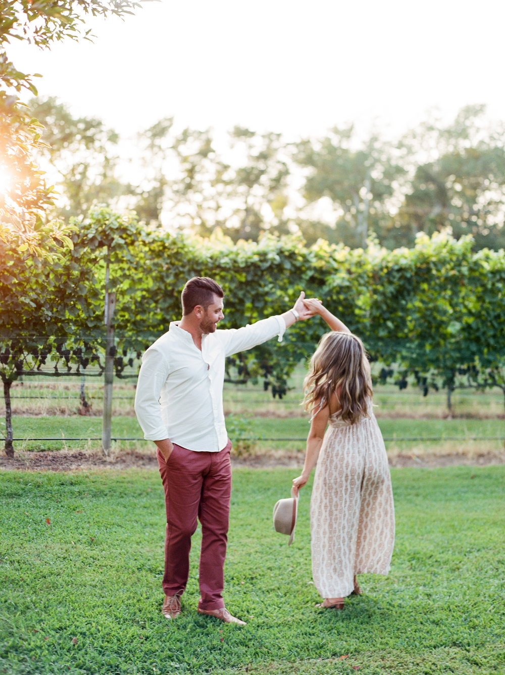 Winery Engagement Session on Film by Magdalena Studios_17.jpg