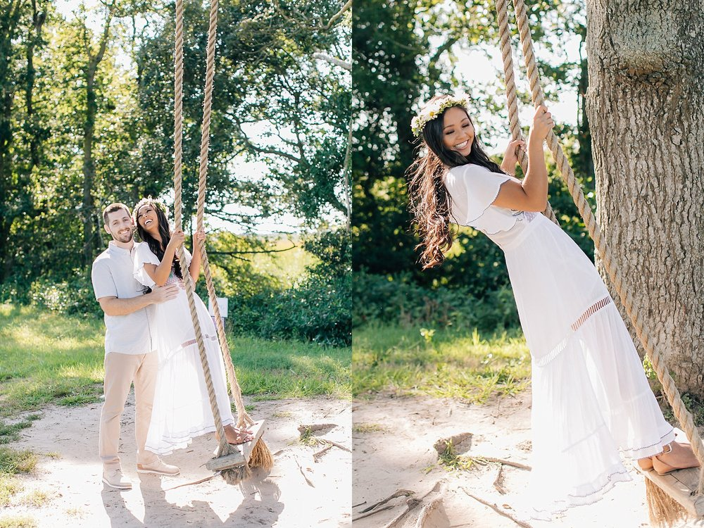 An Airy Summer Engagement Session at Willow Creek Winery in Cape May, NJ by Magdalena Studios_0002.jpg