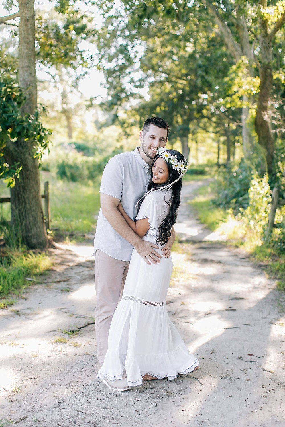 An Airy Summer Engagement Session at Willow Creek Winery in Cape May, NJ by Magdalena Studios_0005.jpg