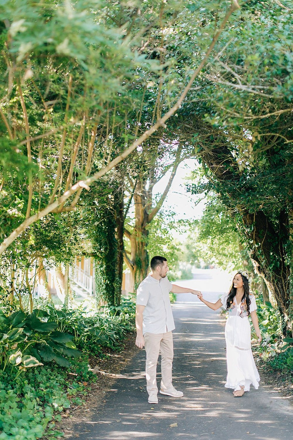 An Airy Summer Engagement Session at Willow Creek Winery in Cape May, NJ by Magdalena Studios_0007.jpg
