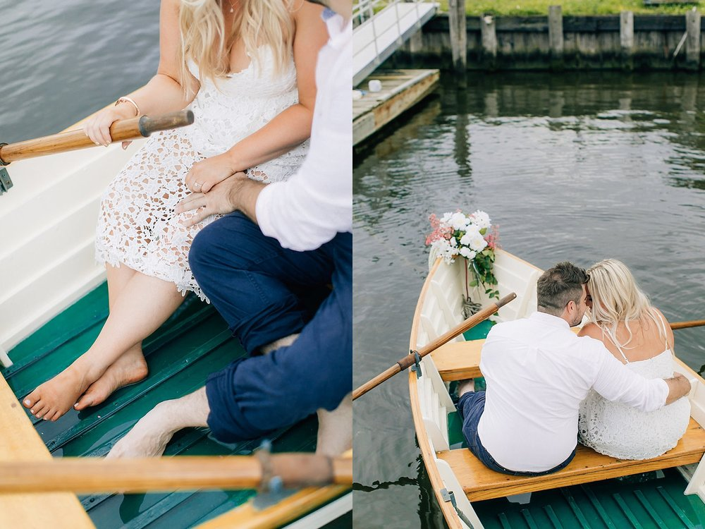 An Engagement Session by the Water in Family Boatyard with Puppy by Magdalena Studios_0011.jpg