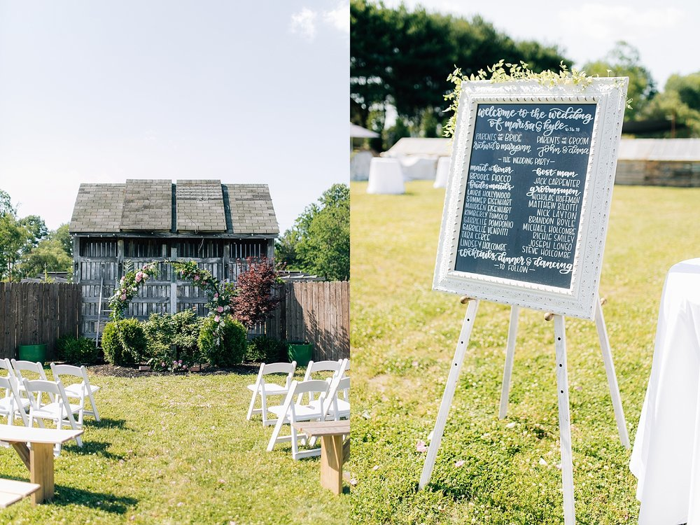 A Unique Outdoor Summer Wedding at Bast Brothers Garden Center by Magdalena Studios_0030.jpg