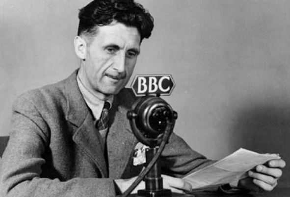 Design Greatness - George Orwell BBC