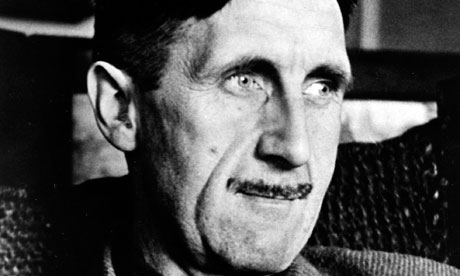 Design Greatness - George Orwell Writer