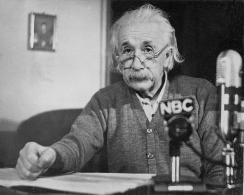 Design Greatness - Albert Einstein NBC
