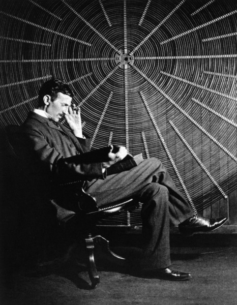 Design Greatness - Nikola Tesla