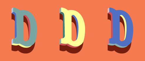 Chris Cureton - Typography D