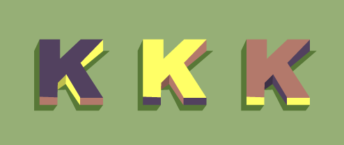 Chris Cureton - Typography K