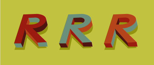 Chris Cureton - Typography R