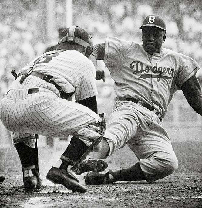 Design Greatness -  Jackie Robinson