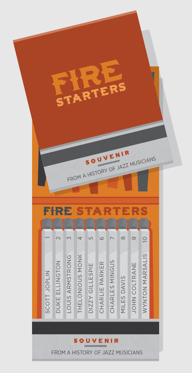 Fire Starters - History of Jazz Musicians