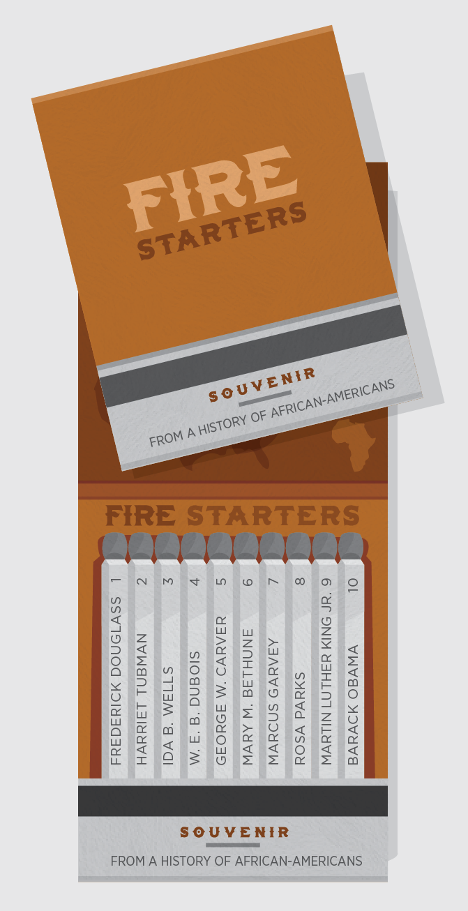 Fire Starters - History of African-Americans