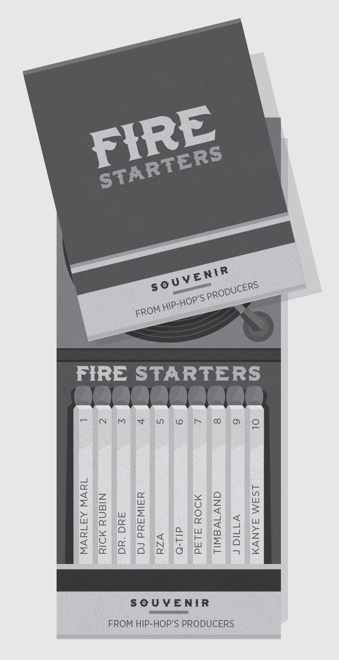 Fire Starters -  Hip-Hop Producers