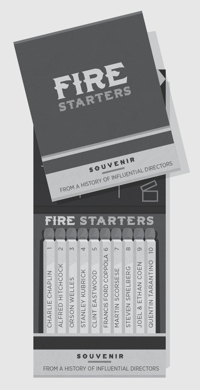 Fire Starters -Influential Directors