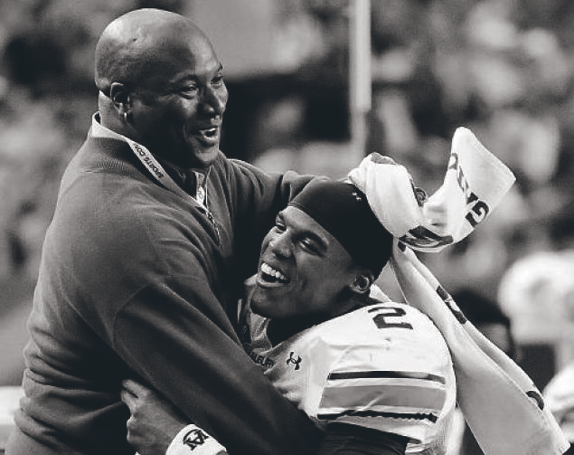 Design Greatness - Bo Jackson & Cam Newton