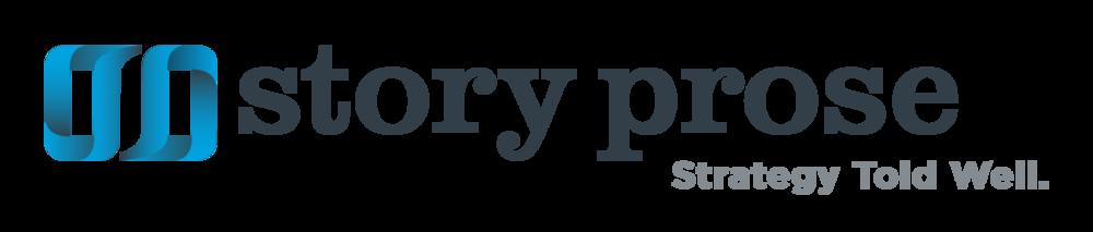Chris Cureton - Story Prose Logo With Tagline