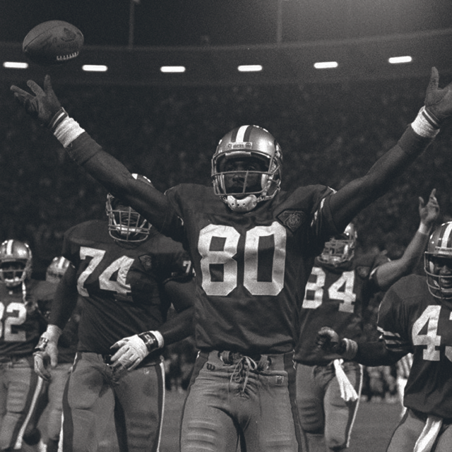 Design Greatness - Jerry Rice