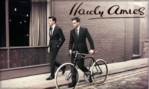 HARDY AMIES – couture & fashion house for men