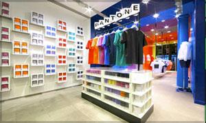 PANTONE COLORWEAR  – NYC Popup Store