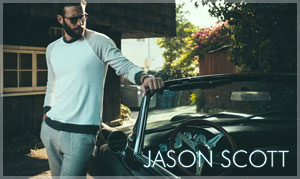 JASON SCOTT – garments for the modern man