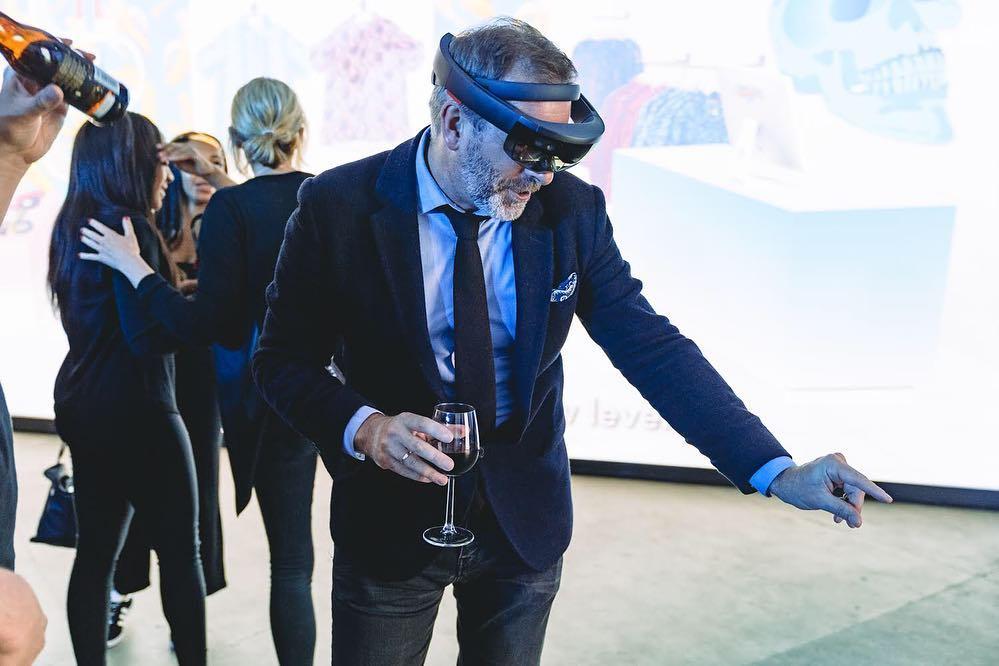 Microsoft: Fashion x Technology