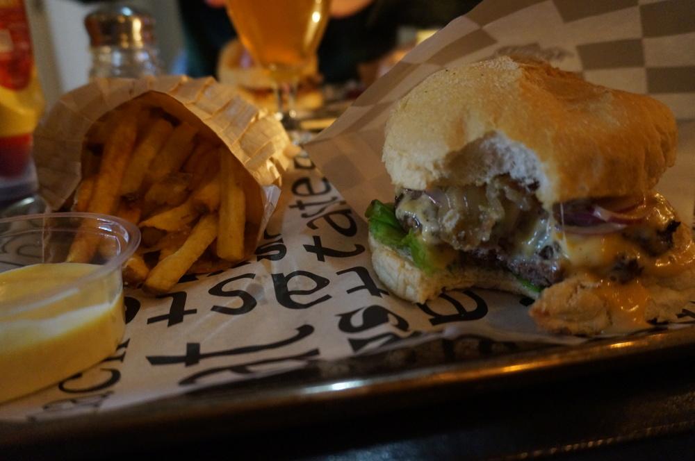 BurgerMeester! amazing burgers!!