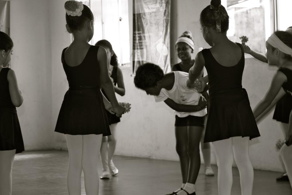 Danseur (male dancer).