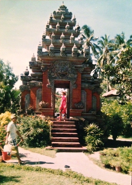 And in Thailand in the eighties.