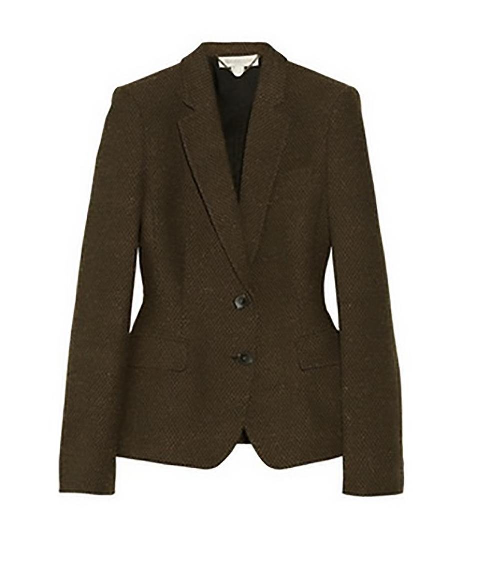 outnet stella mccartney fellini wool tweed blazer 1500.jpg
