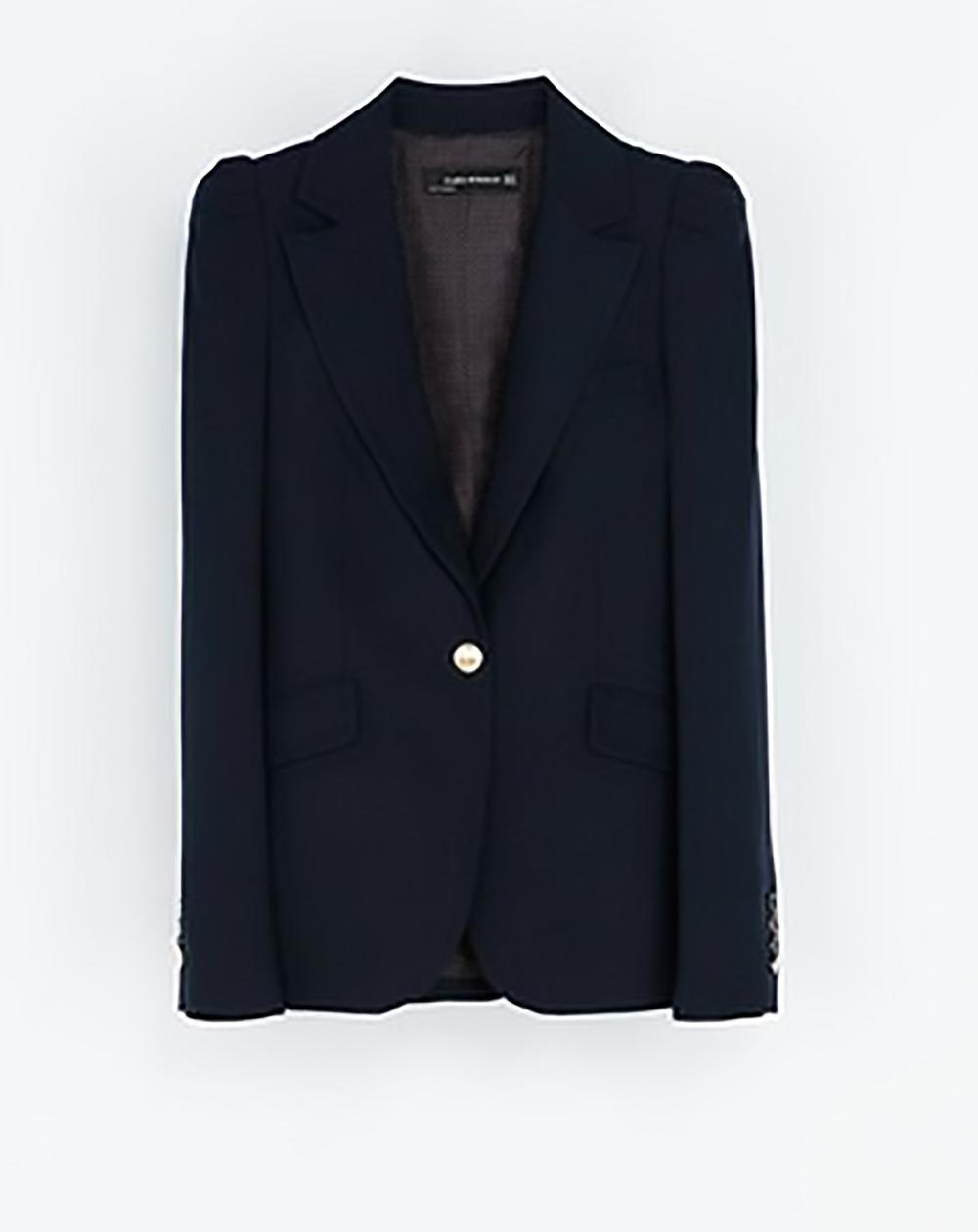 zara blazer with gathered shoulders blazers 1500.jpg