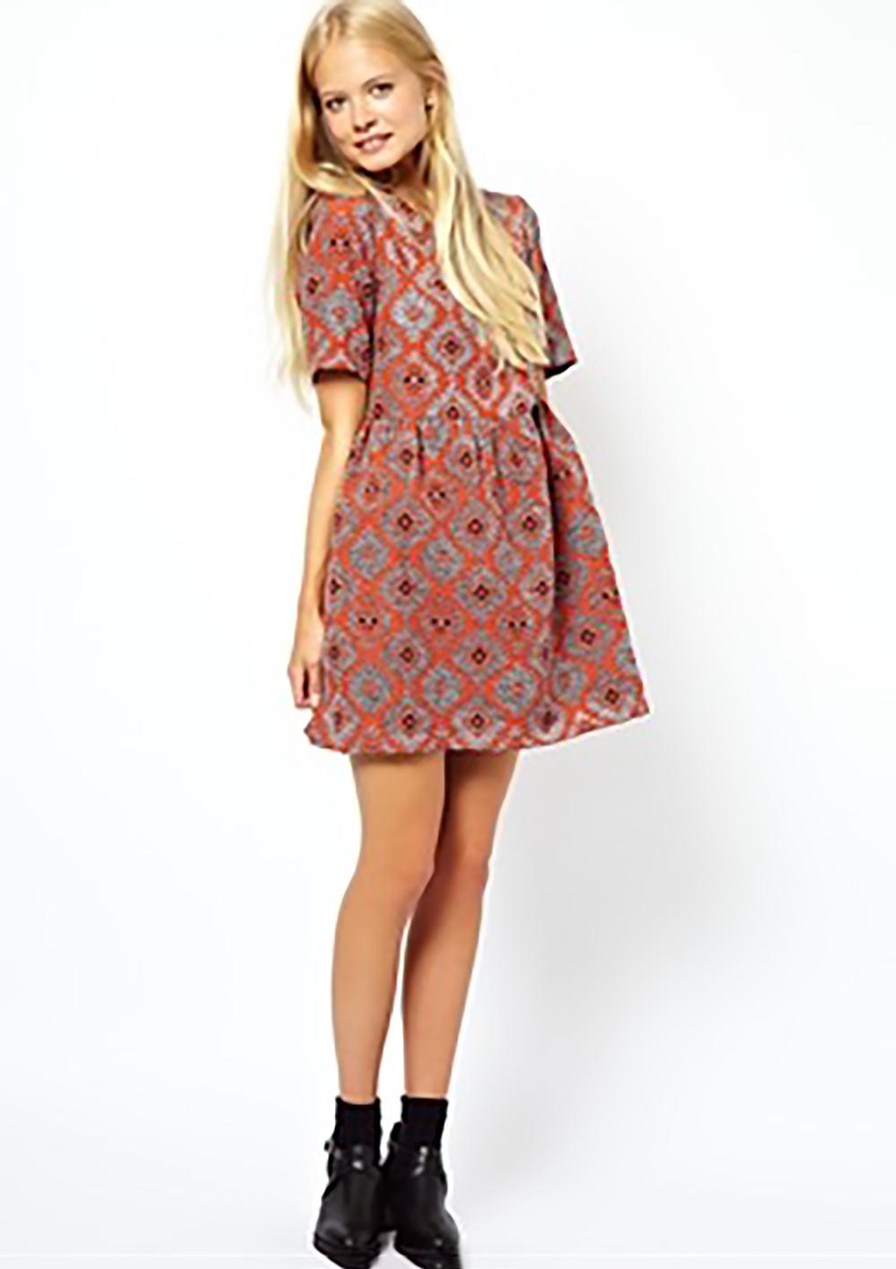asos smock dress in geo-tribal jacquard short dresses 1500.jpg