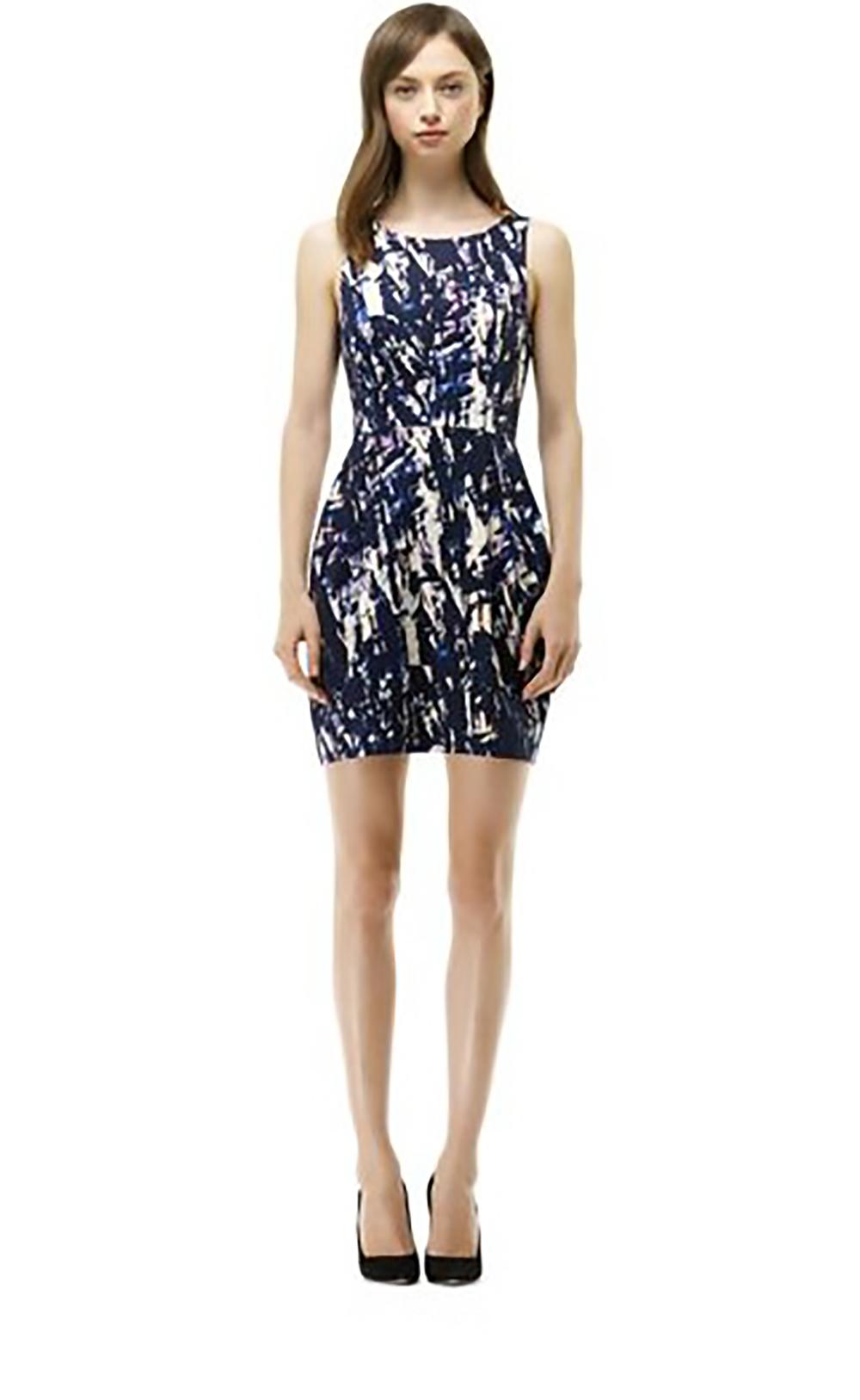 club monaco lanna printed vee back dress short dresses 1500.jpg