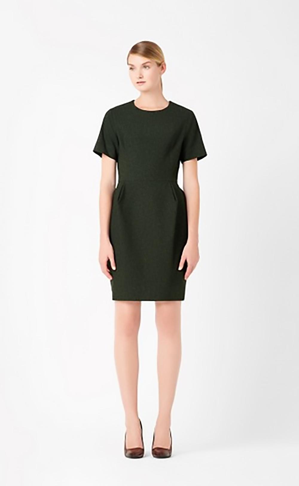 cos sculpted pleat dress COS 1500.jpg