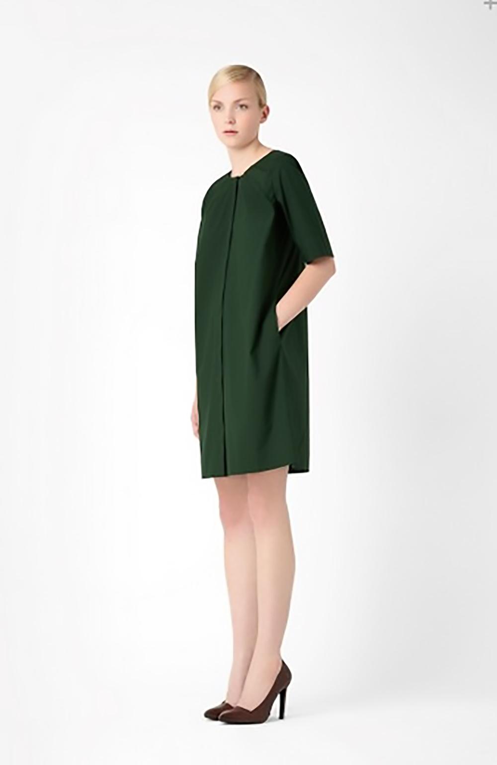 cos pleated neckline dress COS 1500.jpg
