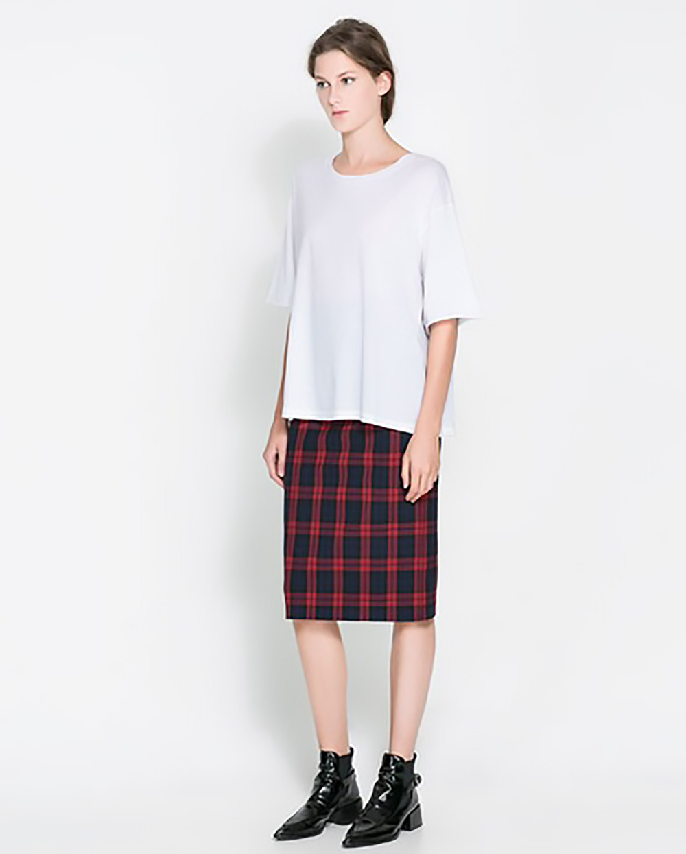 zara checked pencil skirt mad for plaid 1500.jpg