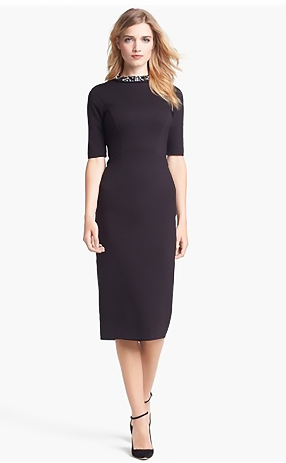 nordstrom ted baker london stretch knit midi dress holiday party 1500.jpg