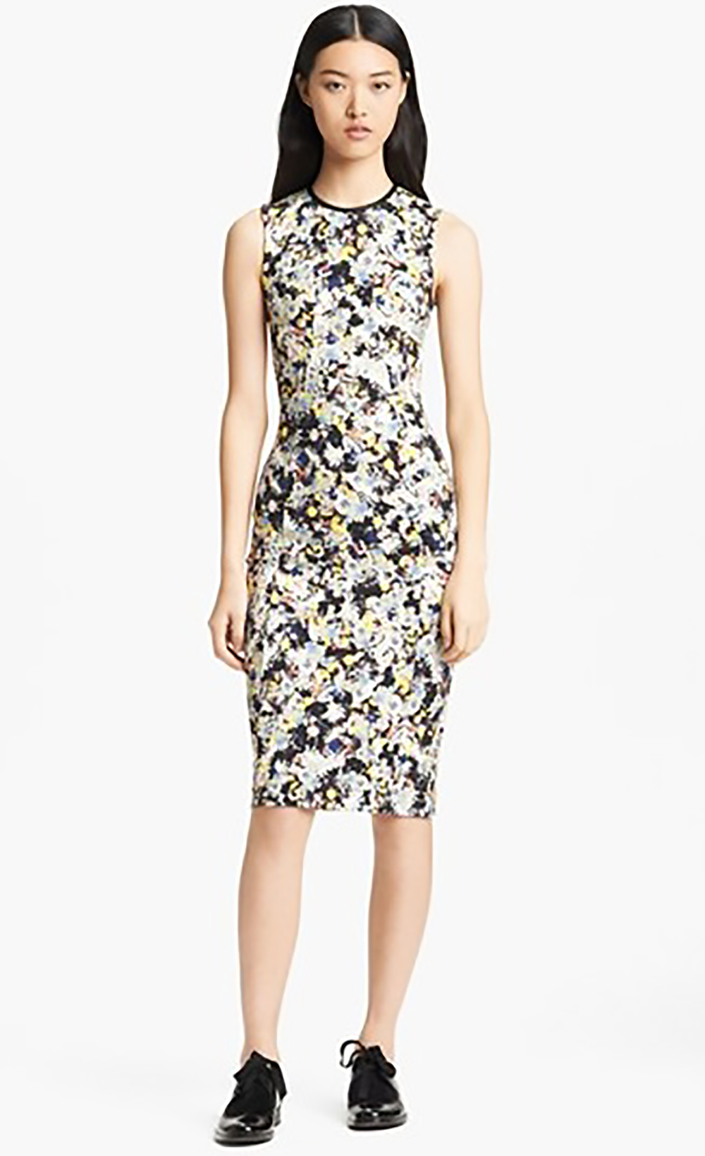 nordstrom erdem floral print ponte jersey dress holiday party 1500.jpg