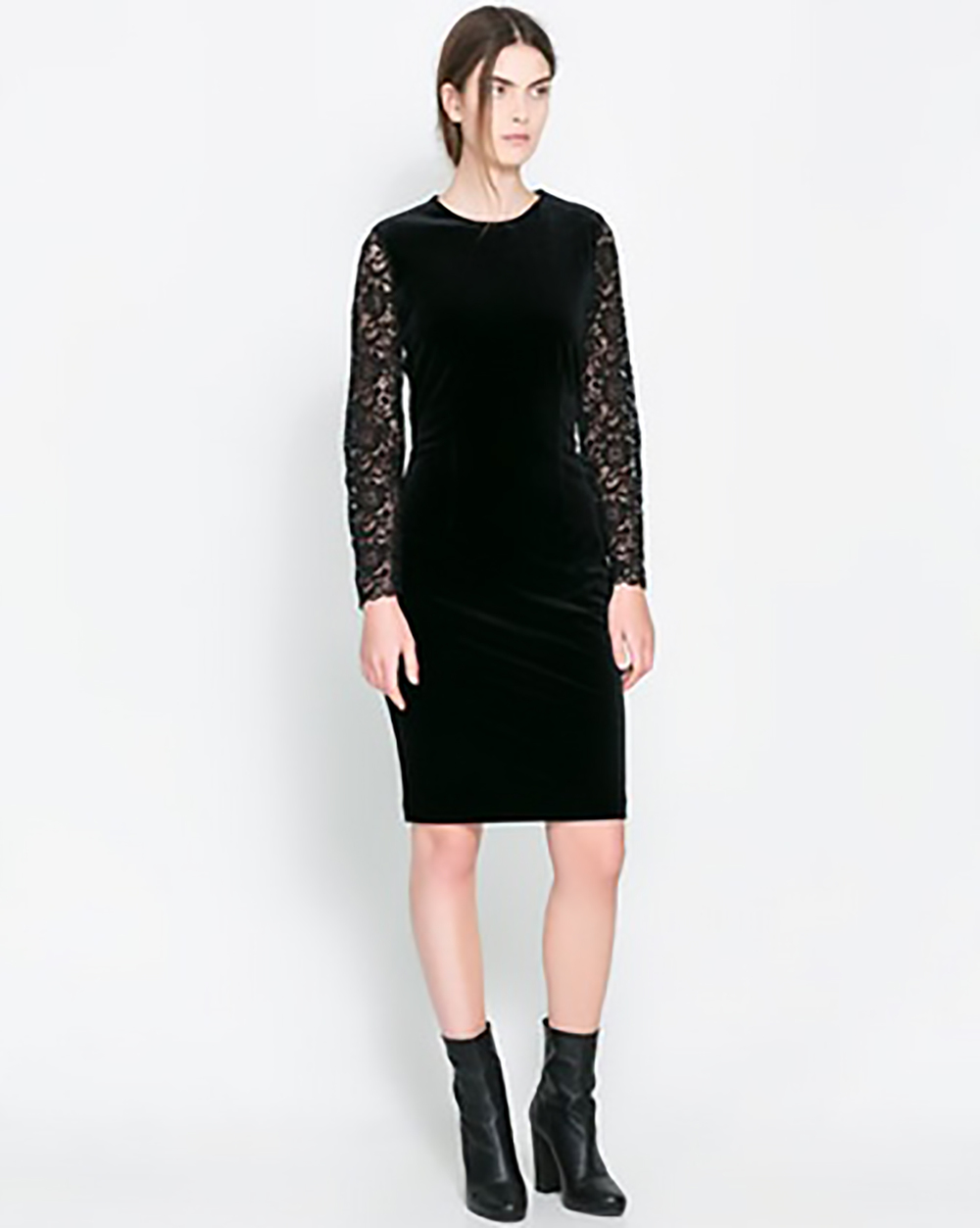 zara velvet lace dress holiday party 1500.jpg