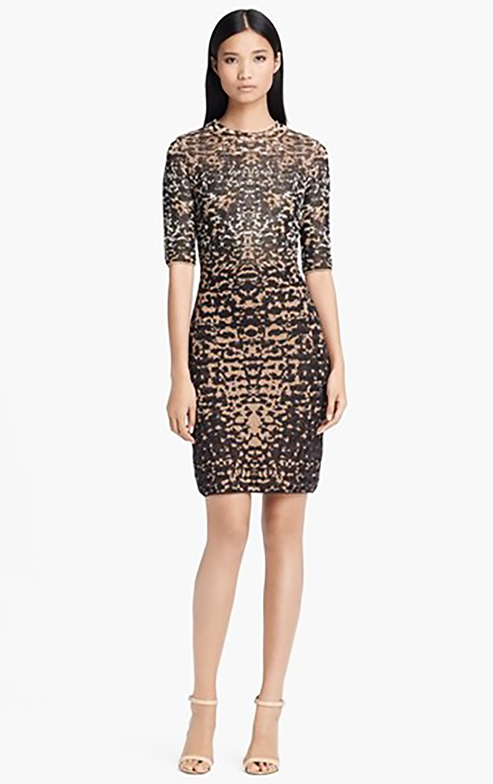 nordstrom M Missoni Lizard jacquard dress holiday party 1500.jpg