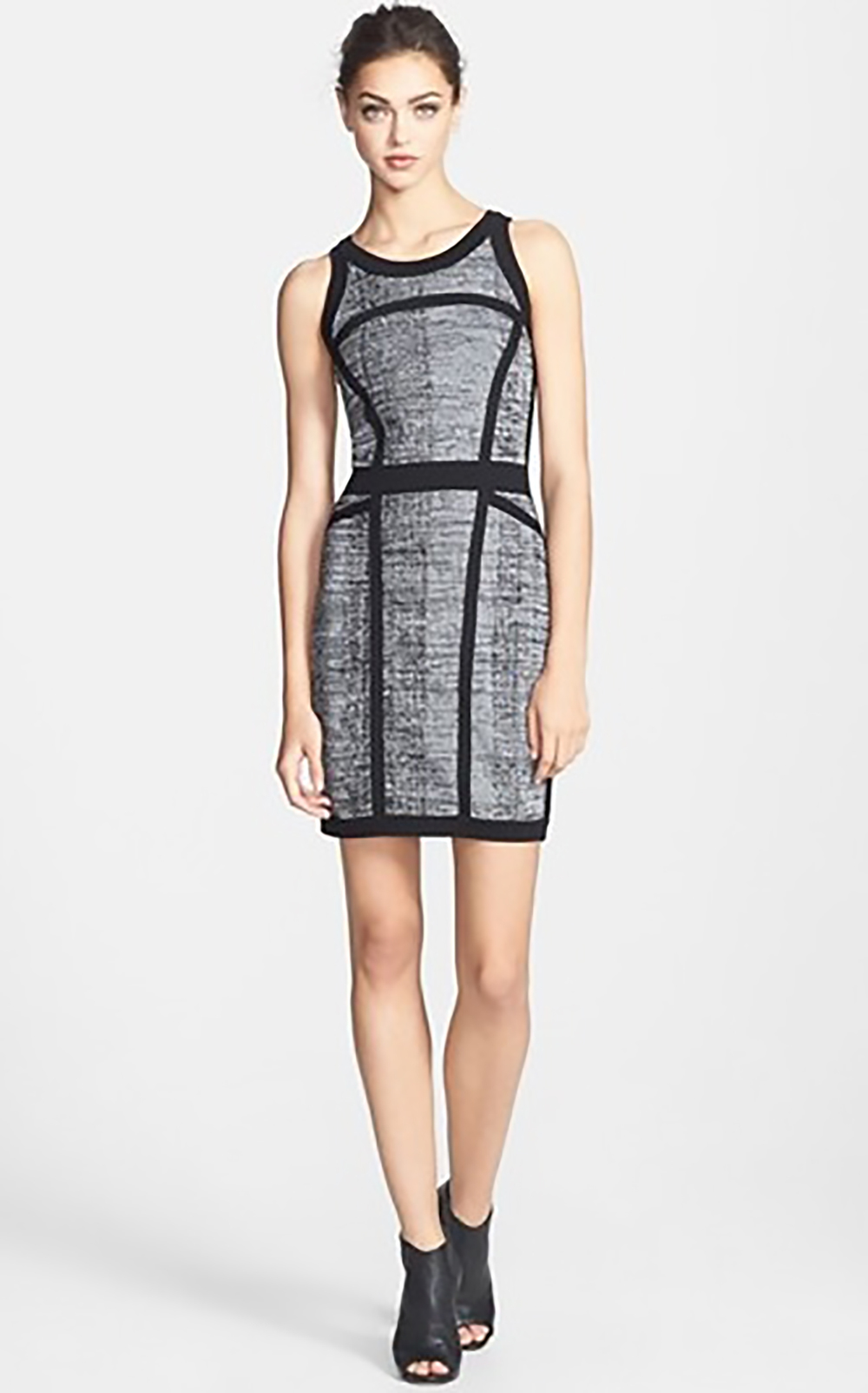nordstrom milly space dye sleeveless sheath dress holiday party 1500.jpg