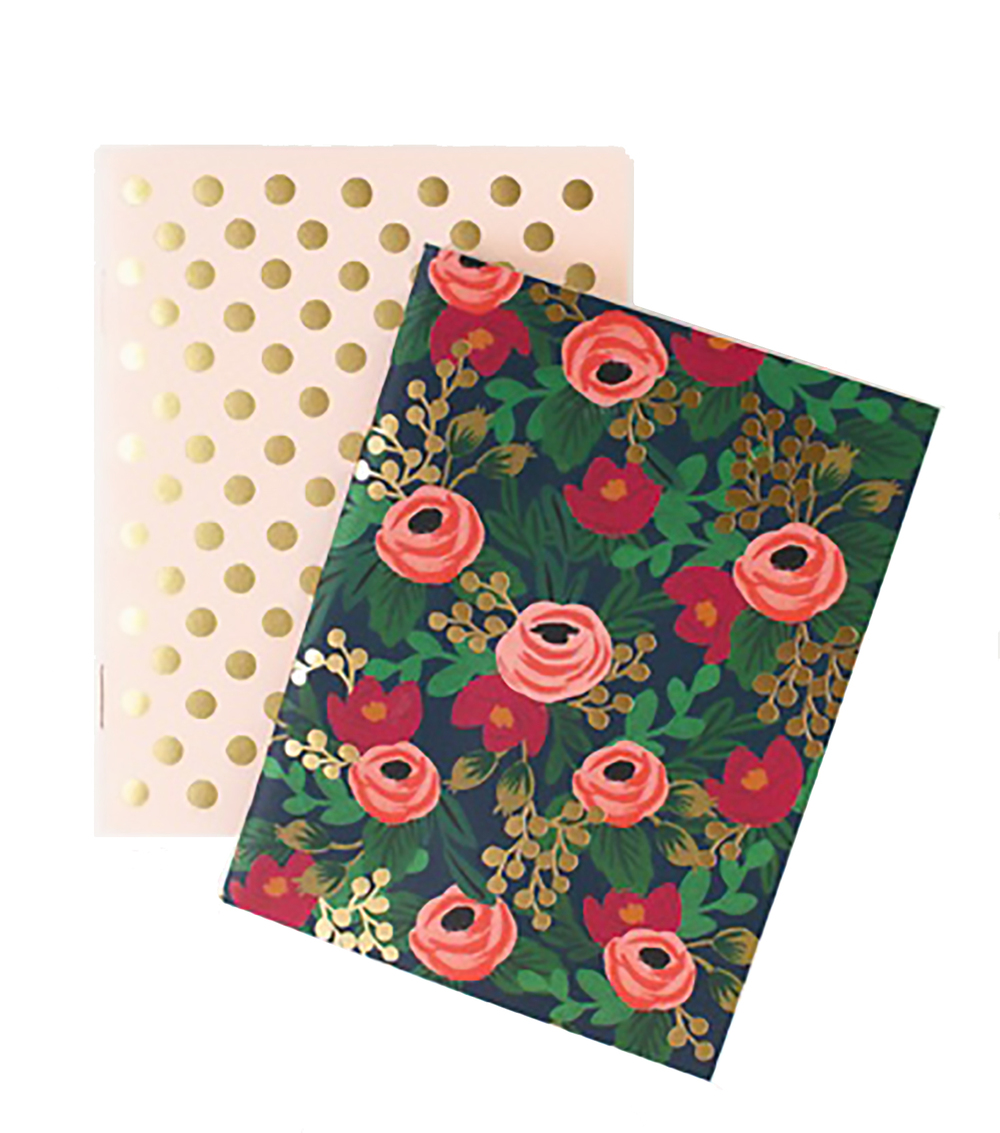 rifle paper co rosa pocket notebooks organized 1500.jpg