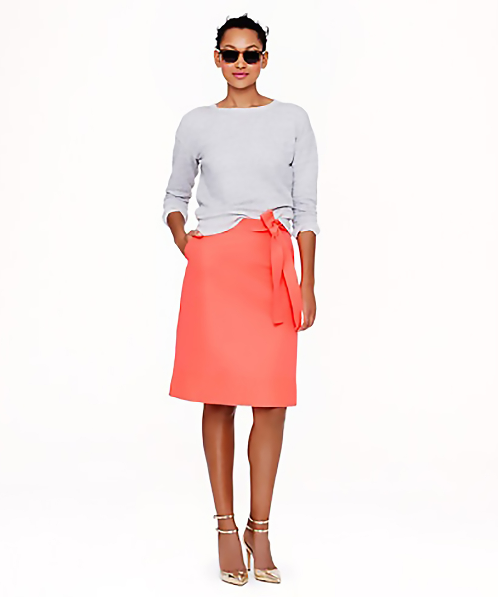 jcrew collection neon faille skirt  sweaters for work 1500.jpg