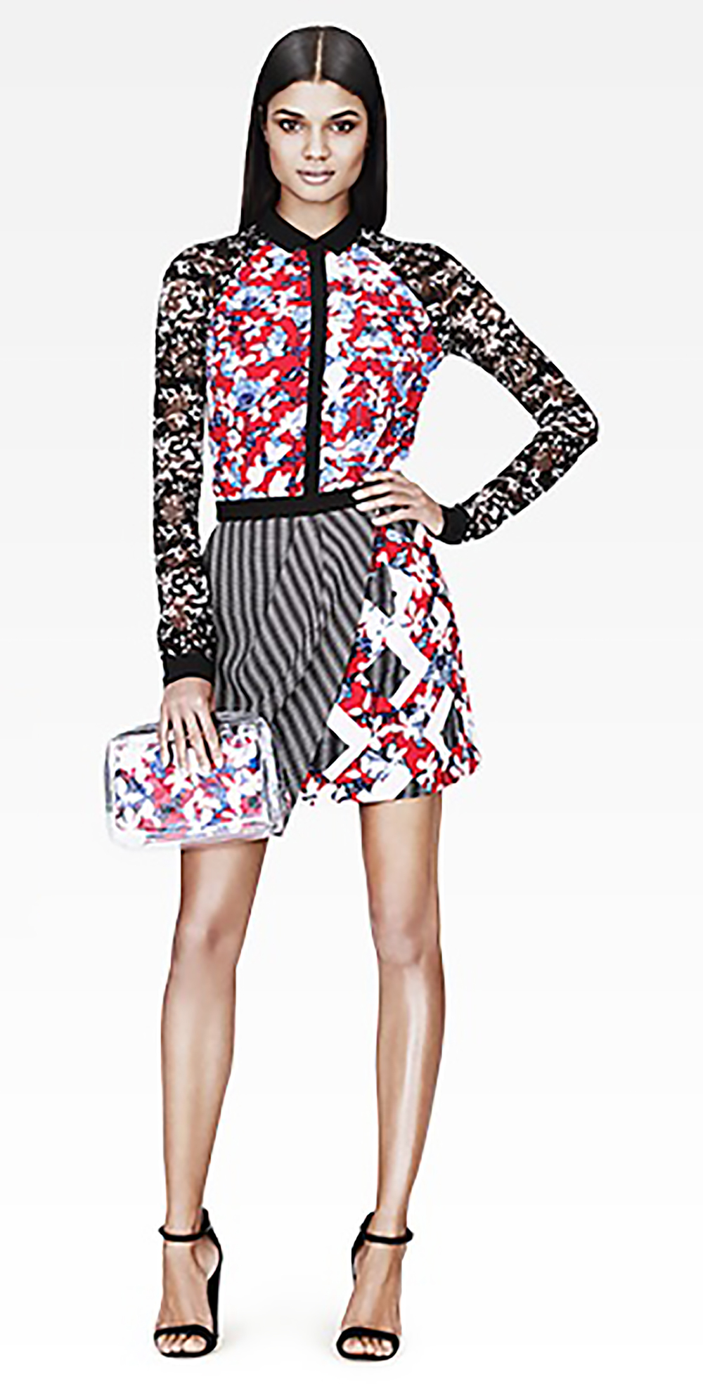 target.com peter pilotto blouse in red floral ptint 1500.jpg