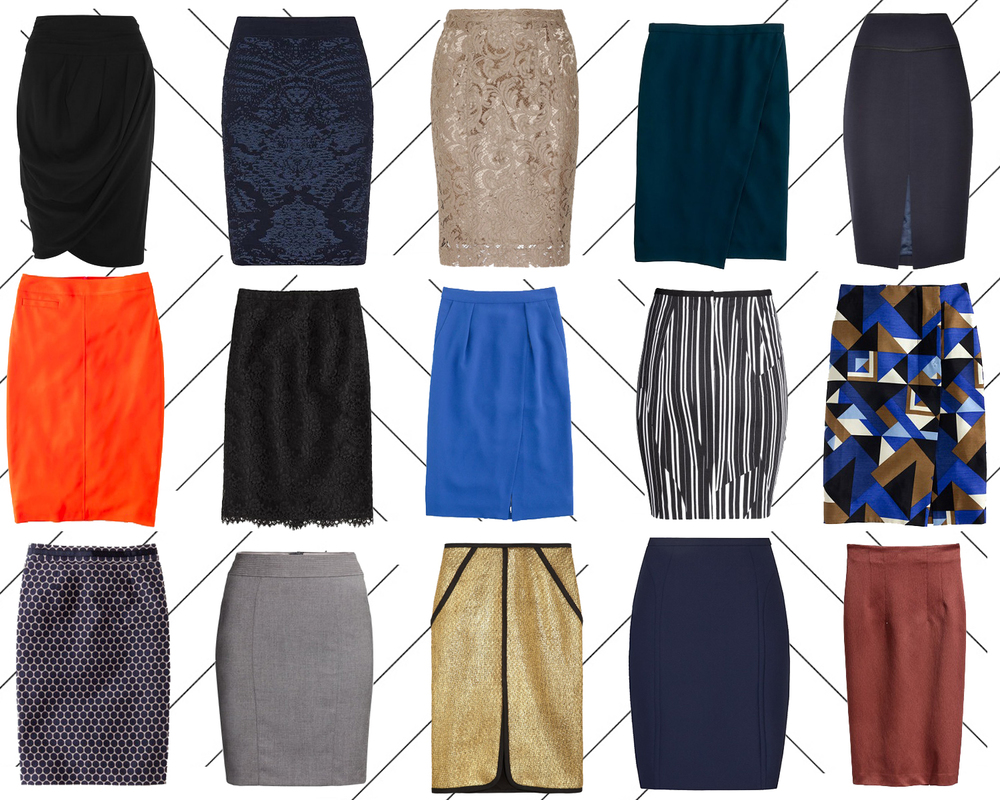 pencil skirt collage.jpg