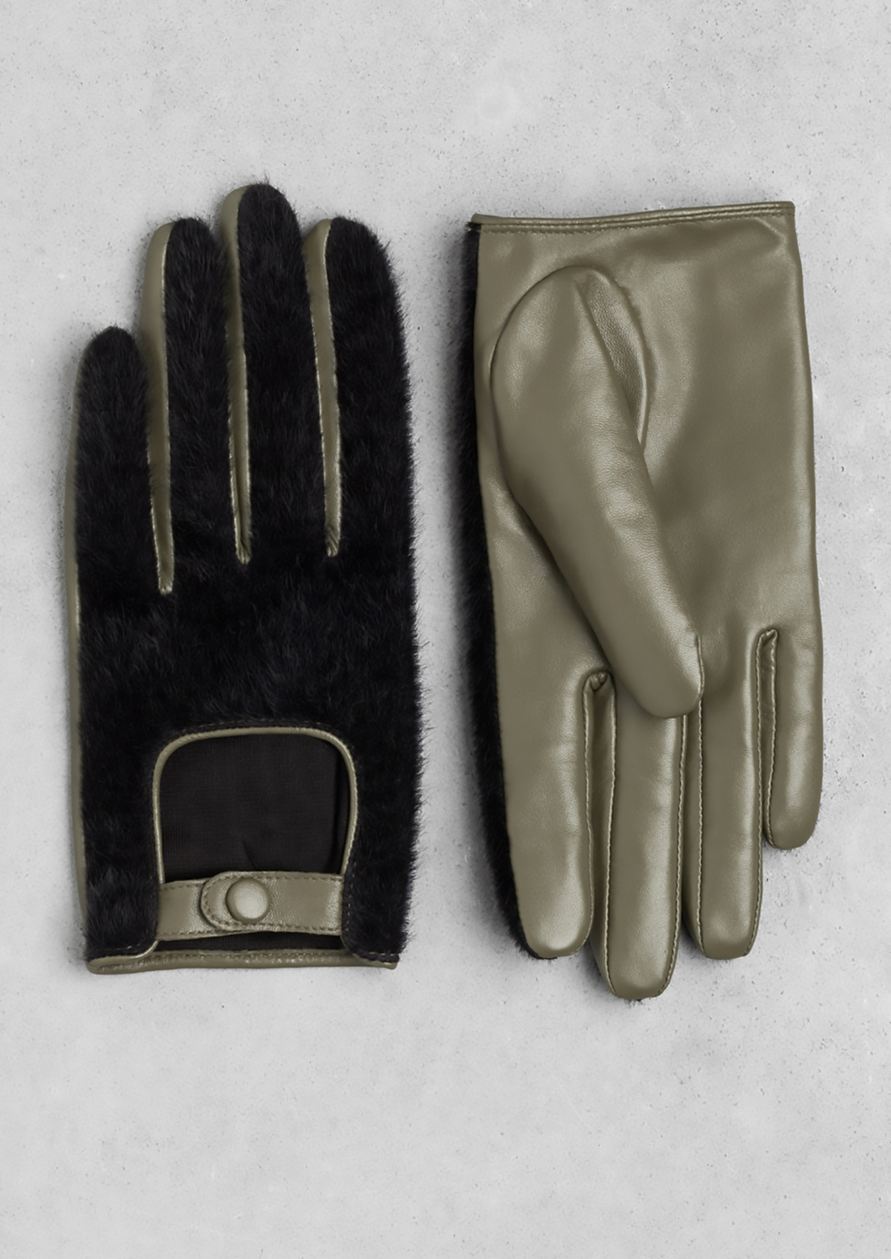 &otherstories faux fur and leather gloves 1500.jpg