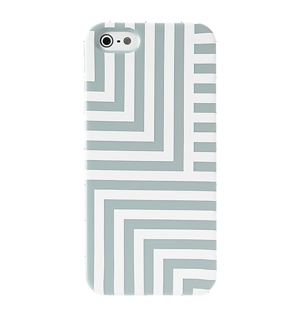 saturday iphone 5 case in steel blue signature zigzag love yourself 1500.jpg