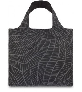 A fine choice resuable shopping bag earth slate by loqui healthy and green.jpg
