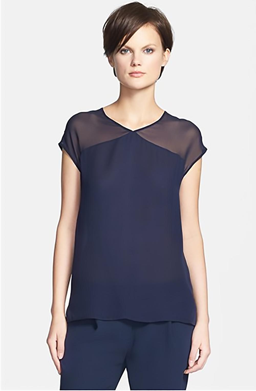 nordstrom sheer yoke cap sleeve blouse vince see thru shoulders 1500.jpg