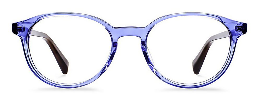 Eyeglass Frames Blue Moon : The Work Look Glasses for work